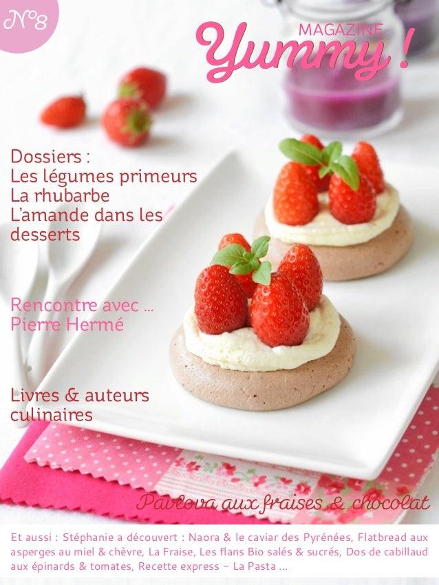 Et aussi : Stéphanie a découvert : Naora & le caviar des Pyrénées, Flatbread aux asperges au miel & chèvre, La Fraise, Les...