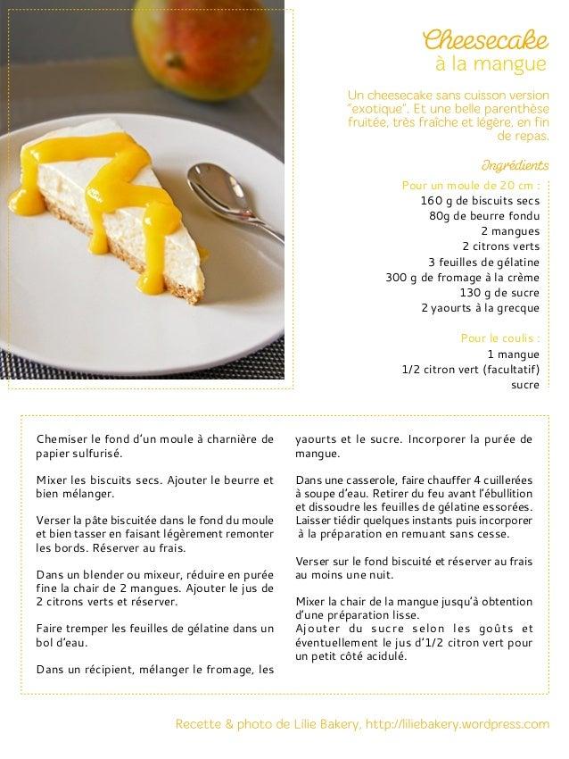 Proposez vos recettes sur www.yummymagazine.fr jusqu'au 15 juillet