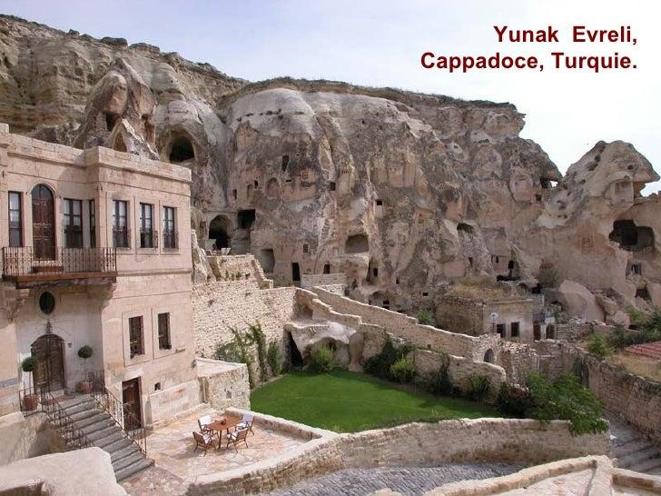 Yunak  Evreli, Cappadoce, Turquie.
