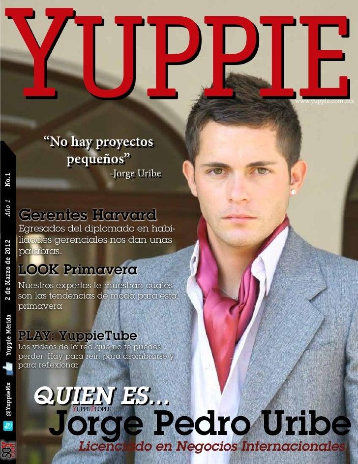 Yuppie Magazine