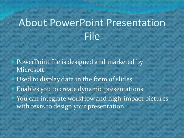 how to repair corrupted powerpoint file