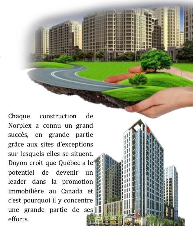 Yves Doyon en bref Slide 3
