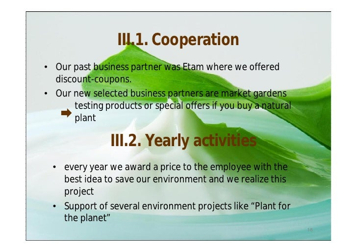 Environmentally-friendly business is profitable business