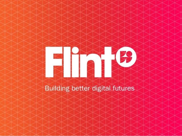 Building better digital futures