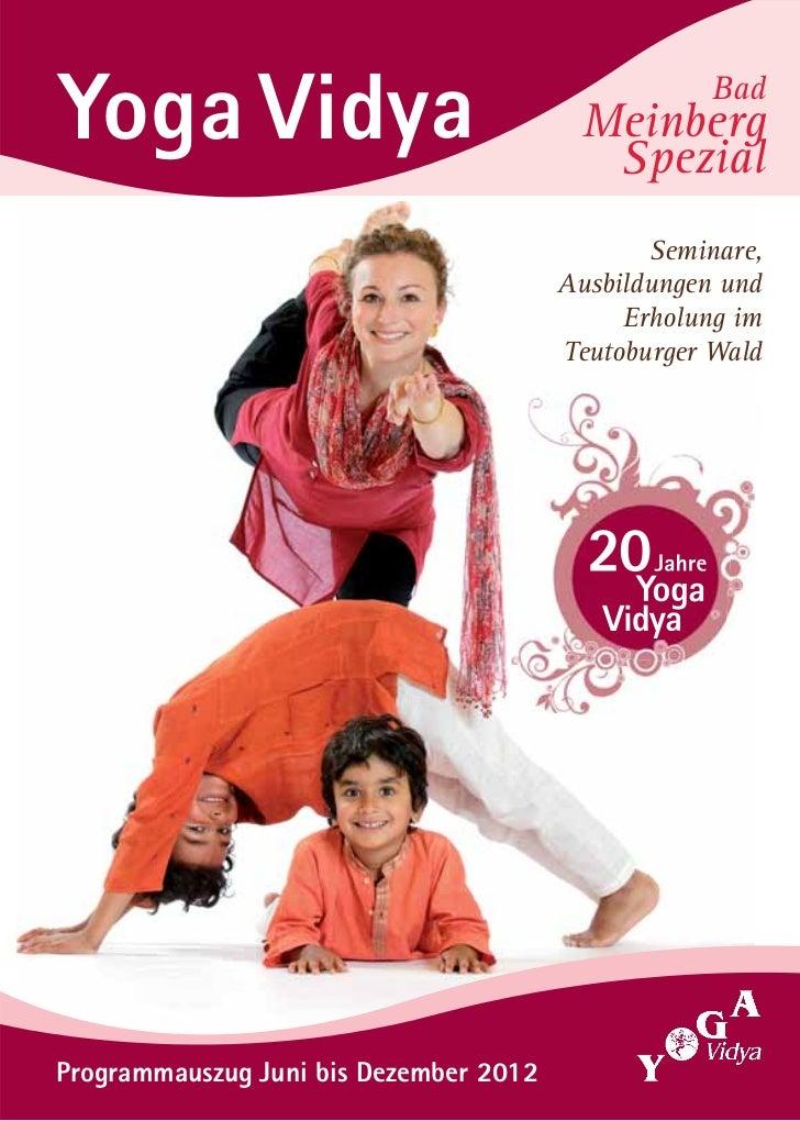Yoga Vidya                               Meinberg                                          Spezial                        ...