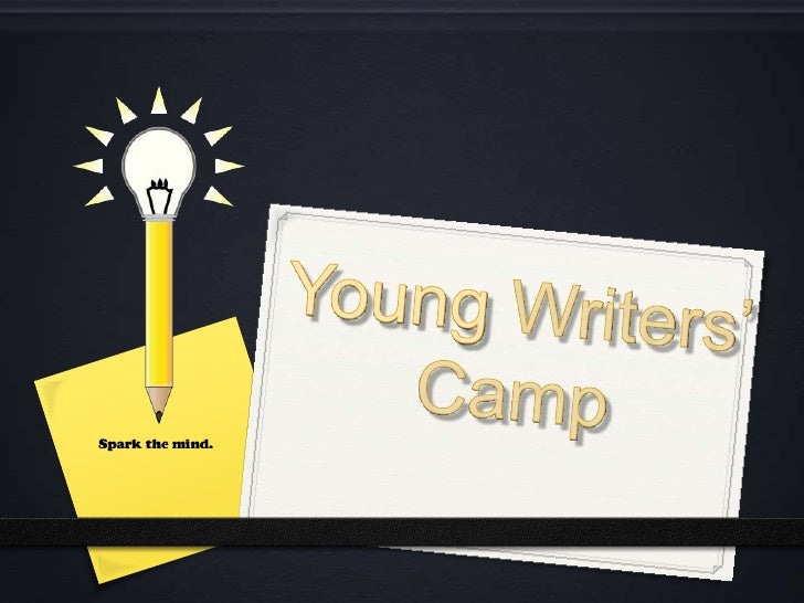 Young Writers' Camp