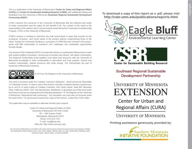 SectionI:Introduction This project is a joint effort of Eagle Bluff Environmental Learning Center near Lanesboro, MN, the ...