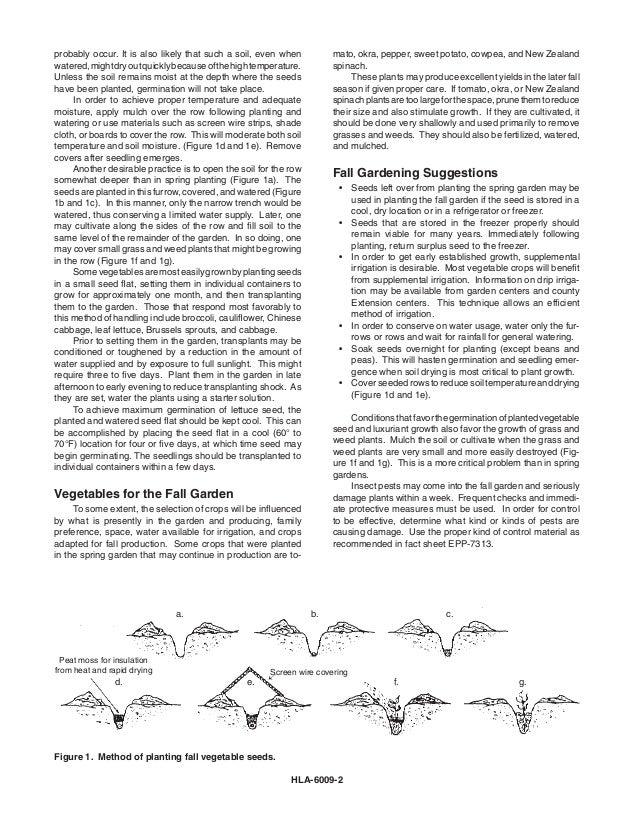 Fall Gardening Guide for Oklahoma Gardening Guidebook – Oklahoma Garden Planning Guide