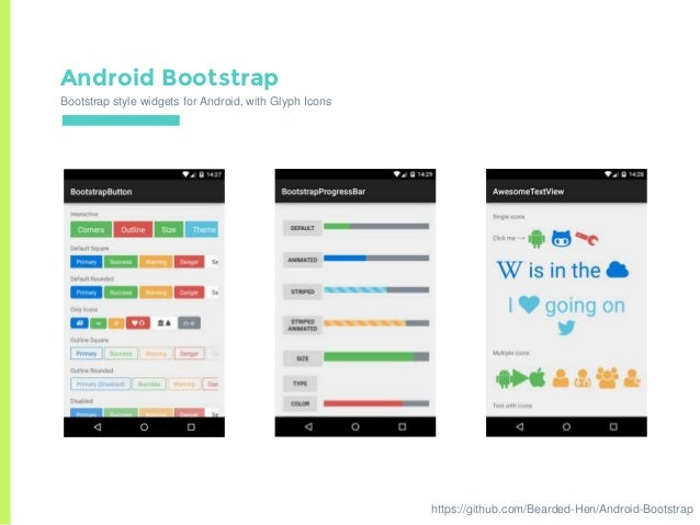 Android dev toolbox
