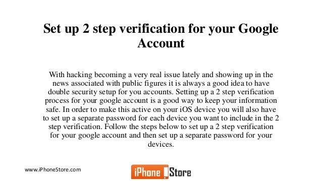 how to cancel 2 step verification