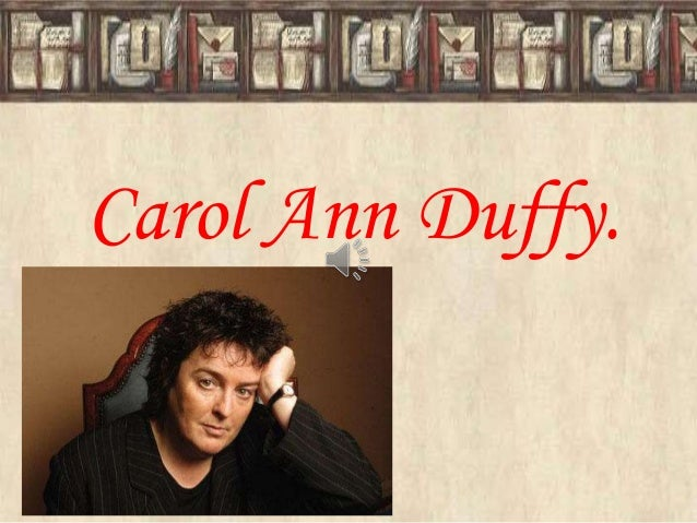 carol ann duffy midas and Essays - largest database of quality sample essays and research papers on mrs midas carol ann duffy.