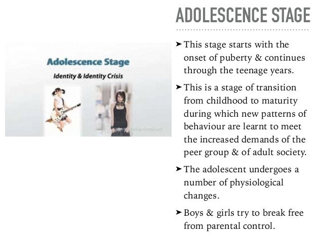 stages of socialization ppt