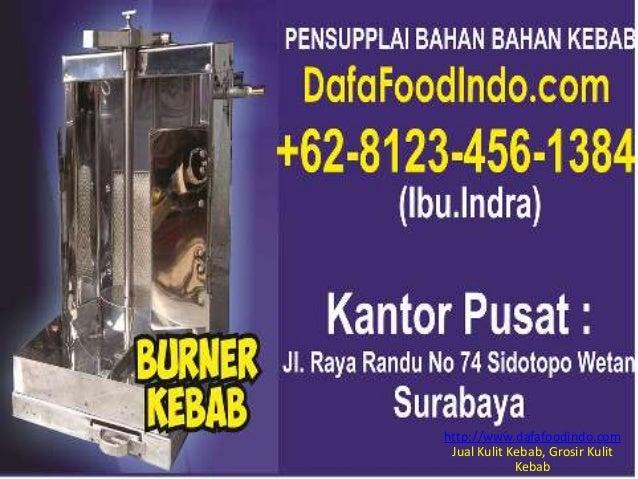 http://www.dafafoodindo.com Jual Kulit Kebab, Grosir Kulit Kebab