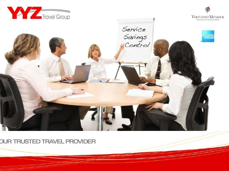 YOUR TRUSTED TRAVEL PROVIDER