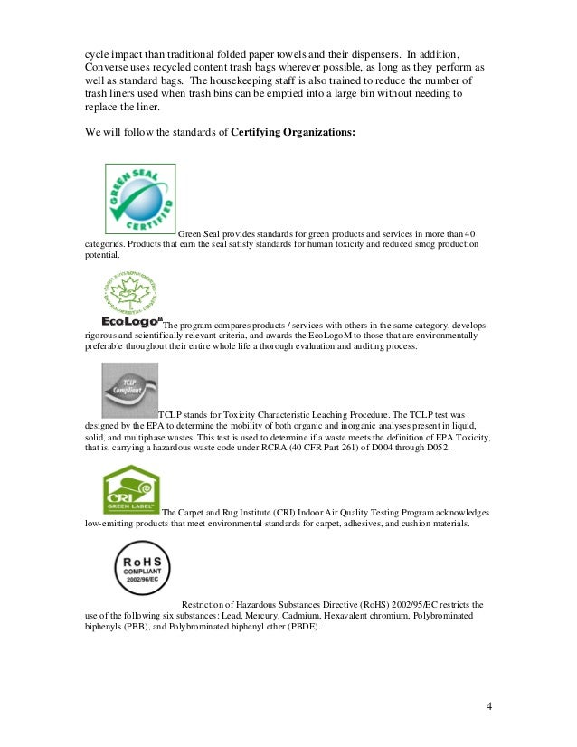 green cleaning marketing plan The us food and drug administration recently started prohibiting manufacturers from marketing  a green kind of clean cleaning  plan is first of its.