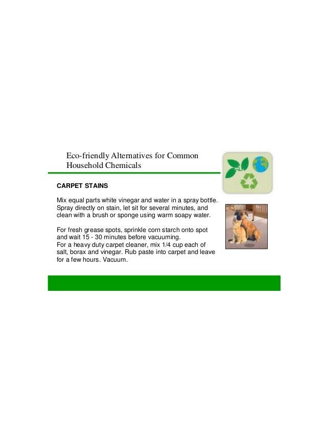 Handbook Of Household Chemical Hazards Amp Non Toxic