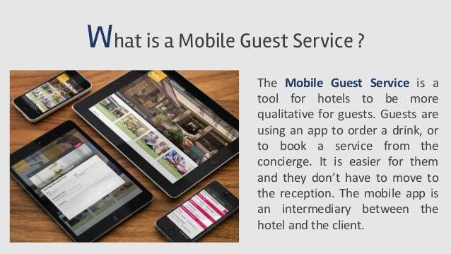 Guest services Slide 3