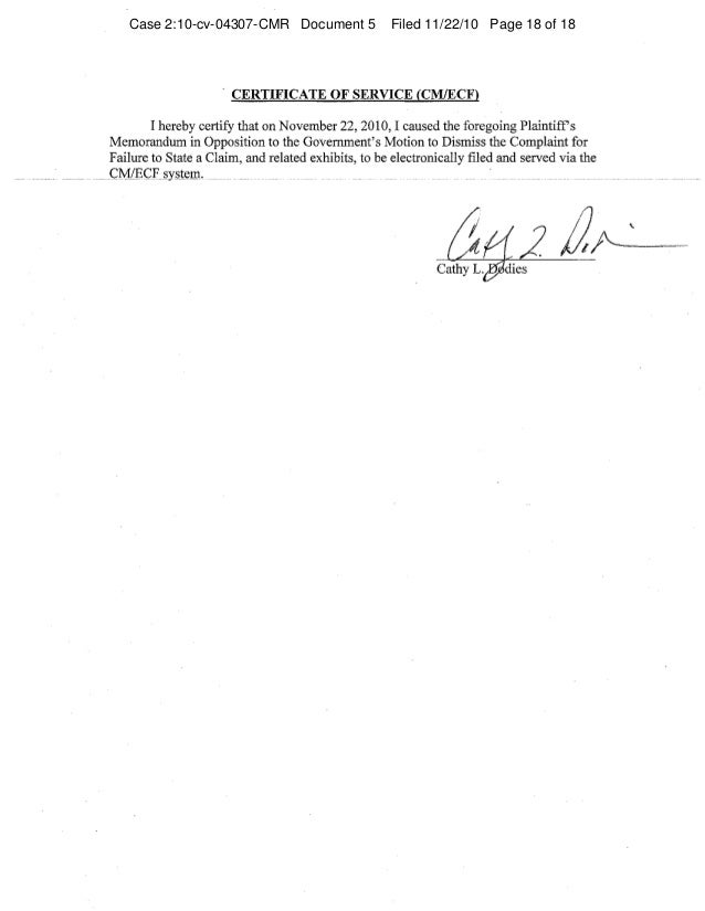 Case 2:10-cv-04307-CMR Document 5 Filed 11/22/10 Page 18 of 18