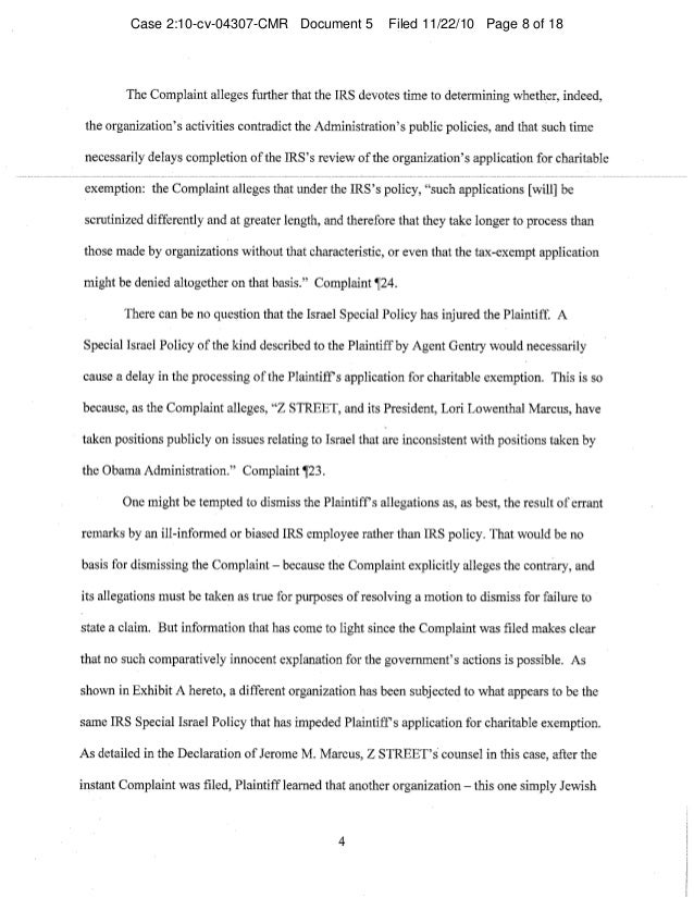 Case 2:10-cv-04307-CMR Document 5 Filed 11/22/10 Page 8 of 18