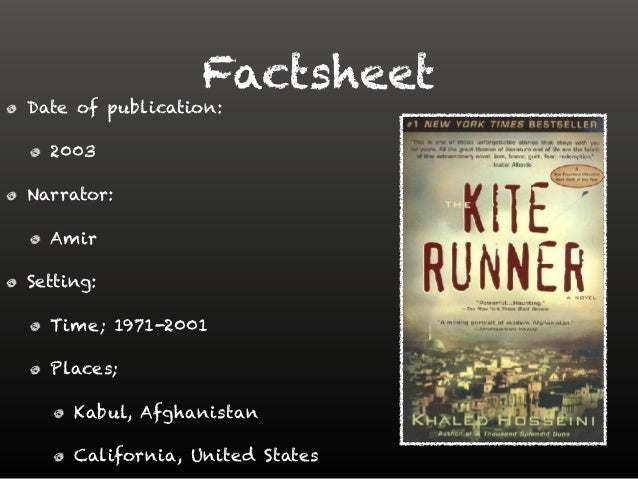 introduction to the kite runner Brilliant, violent afghanistan novel will enlighten teens read common sense  media's the kite runner review, age rating, and parents guide.