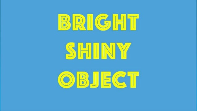 Colle+McVoy presents Bright Shiny Object's inaugural episode. Our industry simultaneously loves and loathes the bright shi...