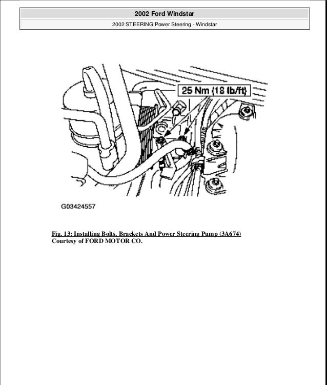 2003 ford windstar service repair manual 2003 ford windstar service repair manual
