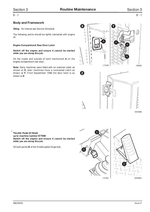 jcb 165 wiring diagram wiring diagrams collection rh starsinc co 800 Series Ford Tractor Wiring Diagram JCB 940 Wiring Diagram