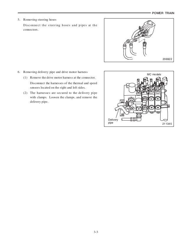 caterpillar cat ep16nt forklift lift truck service repair