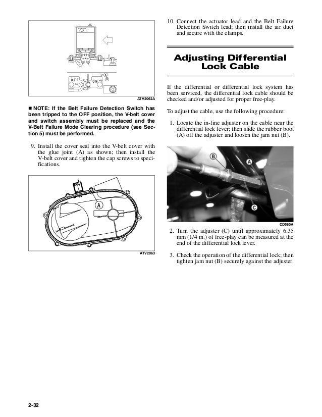 2006 Caterpillar 247b service Manual