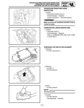 2007 YAMAHA RS90R SNOWMOBILE Service Repair Manual