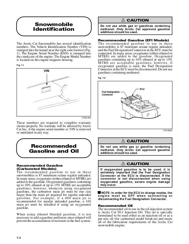 2000 arctic cat zr700 zr700 le snowmobile service repair manual rh slideshare net 1999 arctic cat zr 700 service manual Arctic Cat 700 Snowmobile