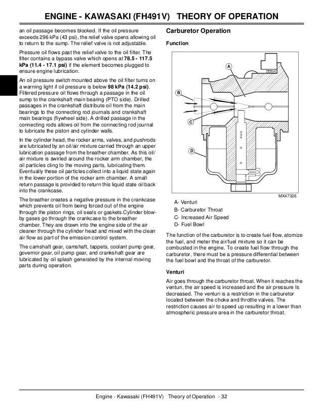 john deere x304 service manual