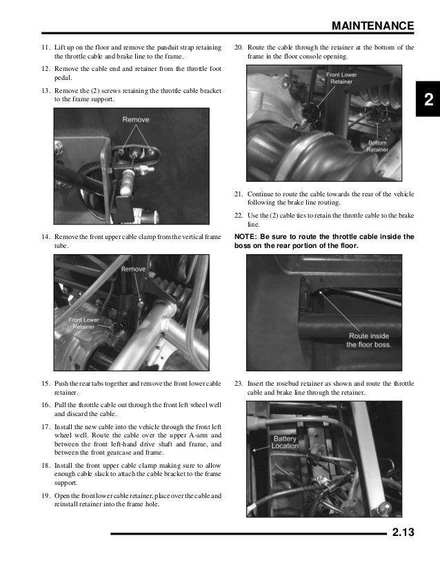 2010 polaris rzr 800 service manual pdf