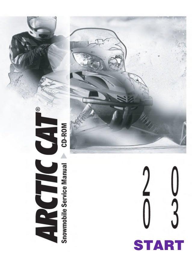 arctic cat z120 manual