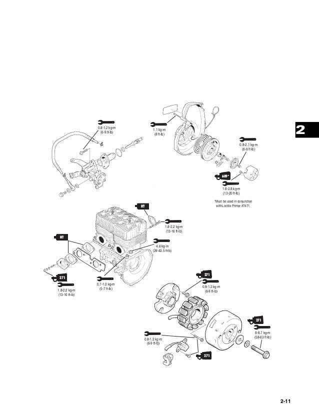 snowmobile engine diagram solving your problem about Arctic Cat 400 4x4 Manual