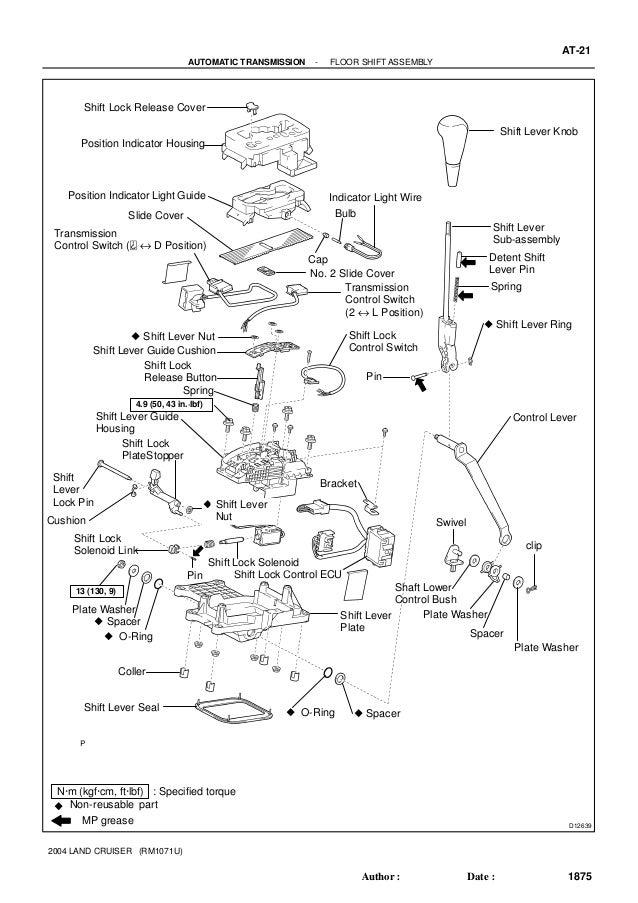 Brilliant 2007 Lexus Lx 470 Lx470 Service Repair Manual Wiring Digital Resources Bemuashebarightsorg