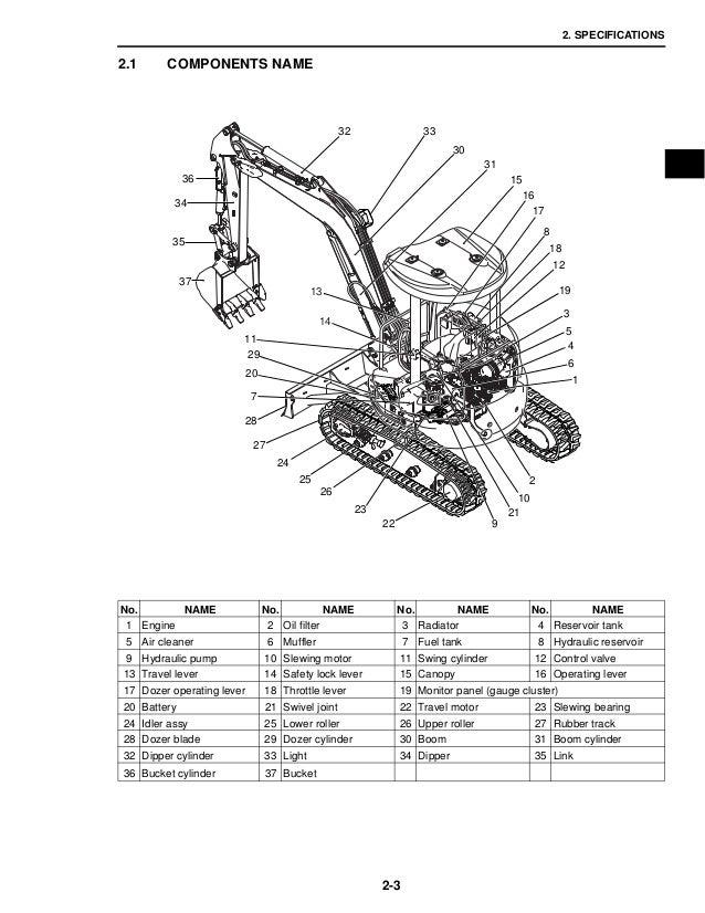CASE CX31B MINI EXCAVATOR Service Repair Manual
