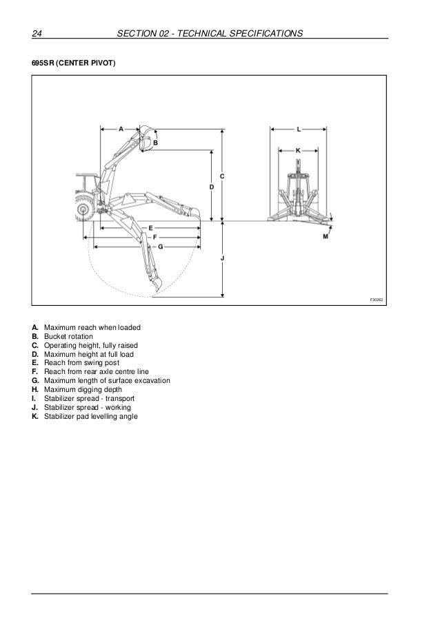 Case 695sr series 3 backhoe loader service repair manual 41 fandeluxe Image collections