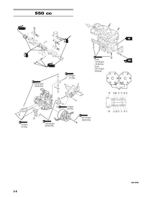2004 Arctic Cat Z 370 SNOWMOBILE Service Repair Manual