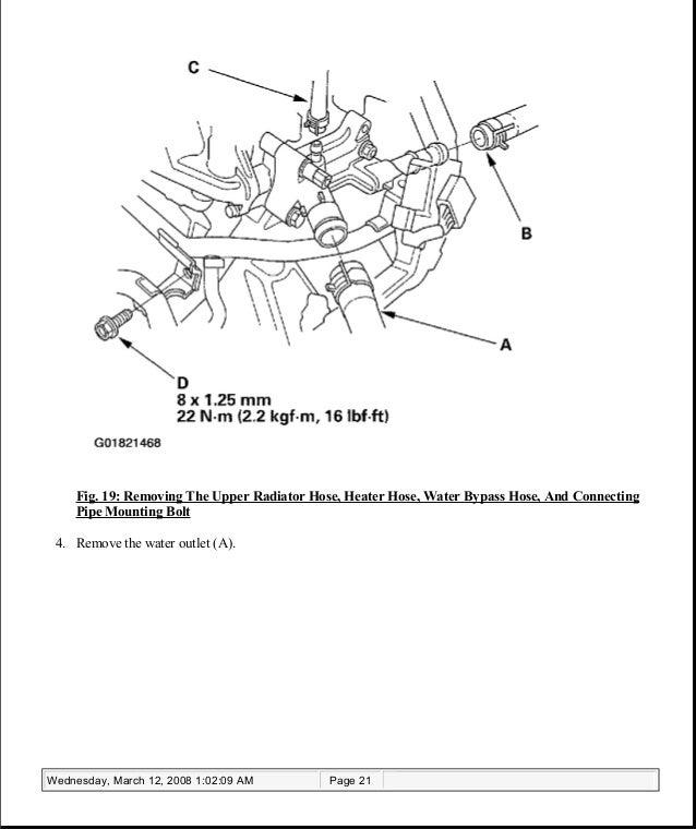 2006 ACURA TSX Service Repair Manual