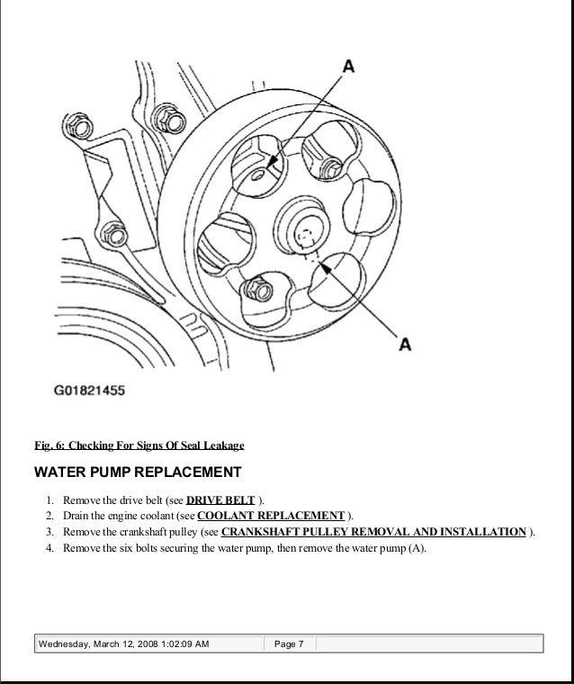 2006 acura tsx service repair manual rh slideshare net 2003 Acura TSX 2005 Acura TSX