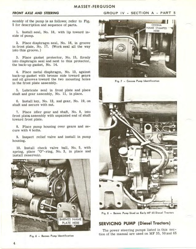 mf 65 wiring diagram massey ferguson mf65 tractor service repair manual  massey ferguson mf65 tractor service