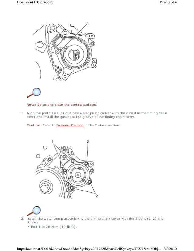 2010 PONTIAC VIBE Service Repair Manual