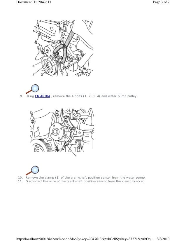 2010 PONTIAC VIBE Service Repair Manual
