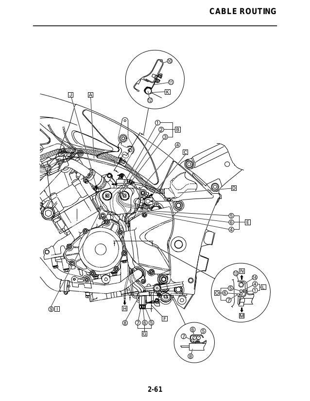2011 Yamaha YZFR1000AL Service Repair Manual