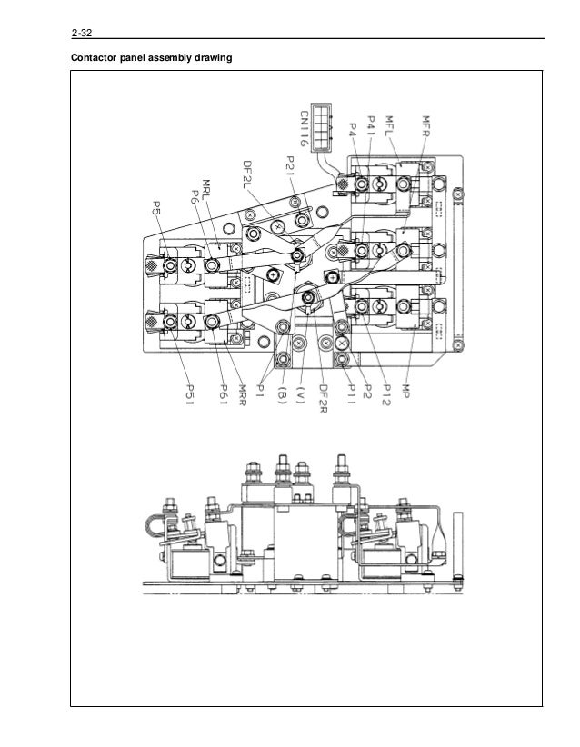 Toyota 5FBE20 Forklift Service Repair Manual