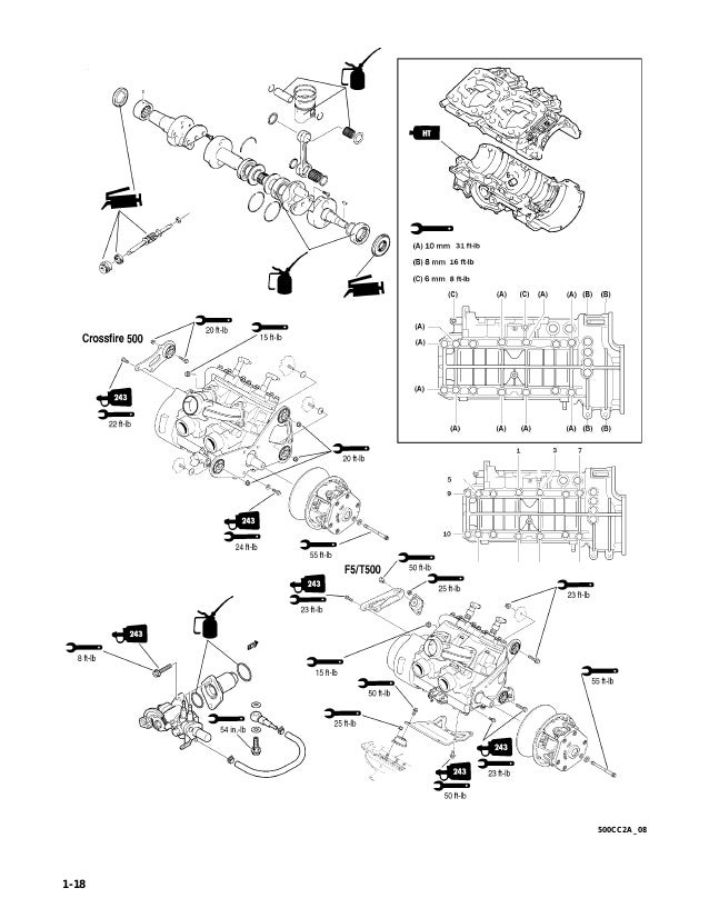 2008 ARCTIC CAT 2 STROKES SNOWMOBILE Service Repair Manual