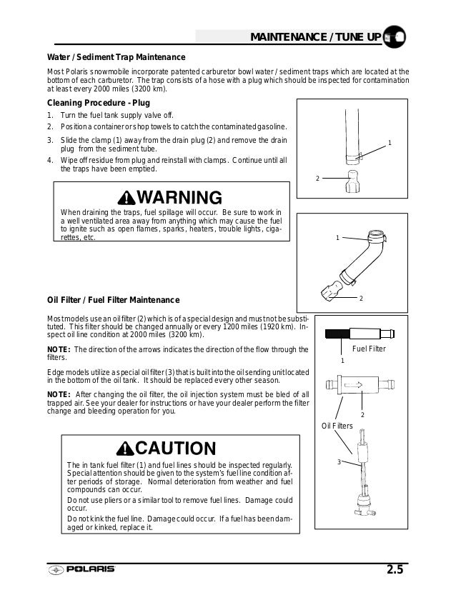 2002 Polaris 700 XC SP SNOWMOBILE Service Repair Manual