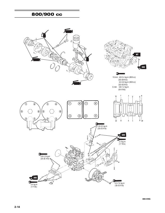 2004 Arctic Cat Sabercat 500 SNOWMOBILE Service Repair Manual