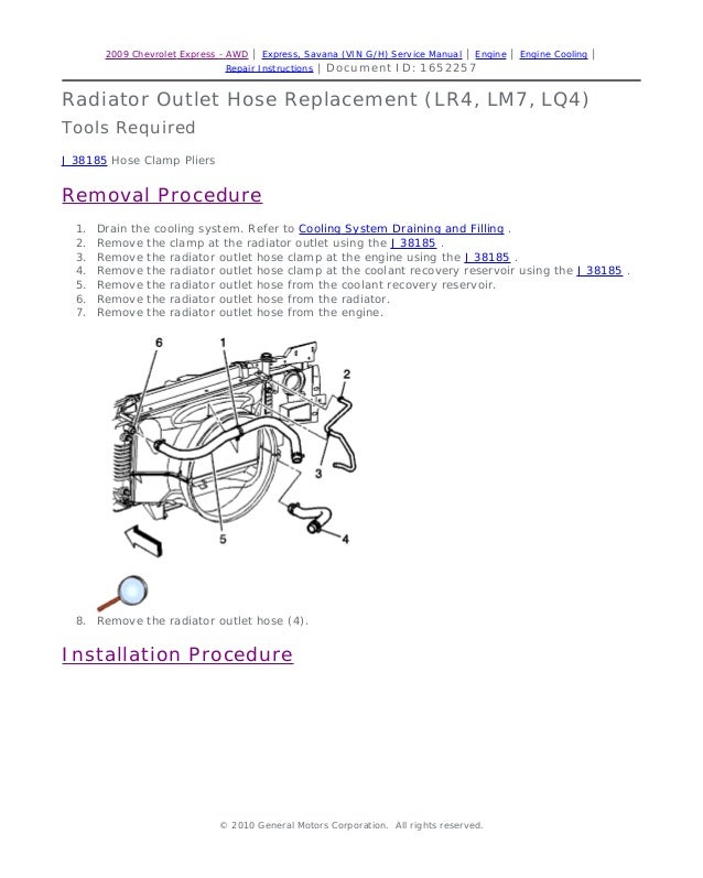 2006 gmc savana service repair manual rh slideshare net Parts Manual gmc savana repair manual online
